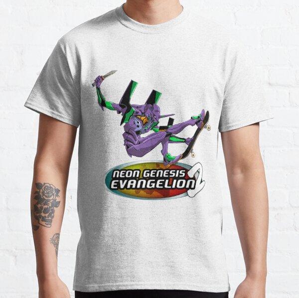 Evangelion Pro Skater 2 Camiseta clásica
