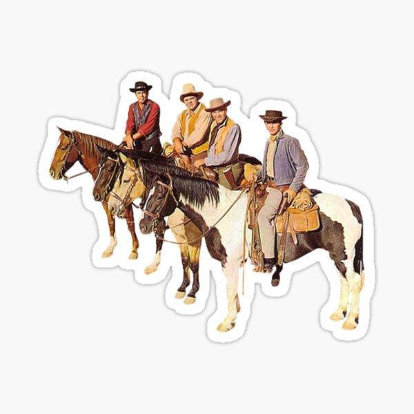 Bonanza Sticker  Sticker