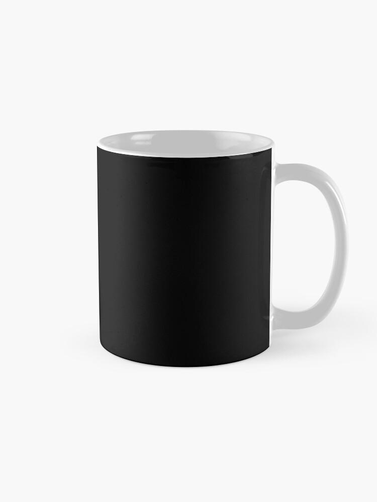 "Alternate view of JAZZIZ ""Art For Your Ears"" Mug"