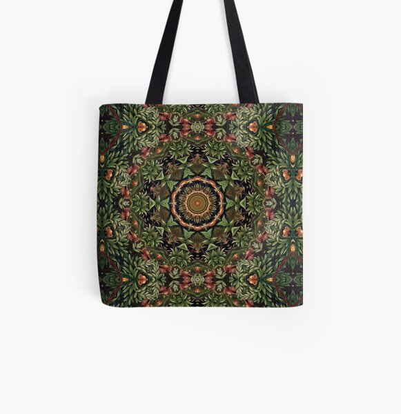 Forest Delight All Over Print Tote Bag