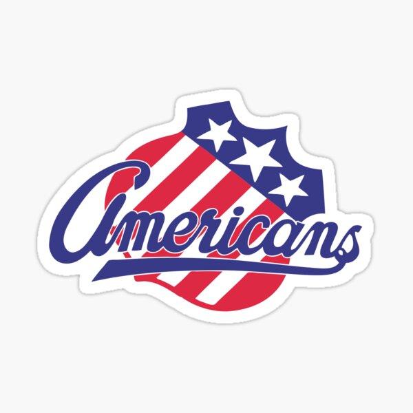 Rochester Americans Logo Sticker