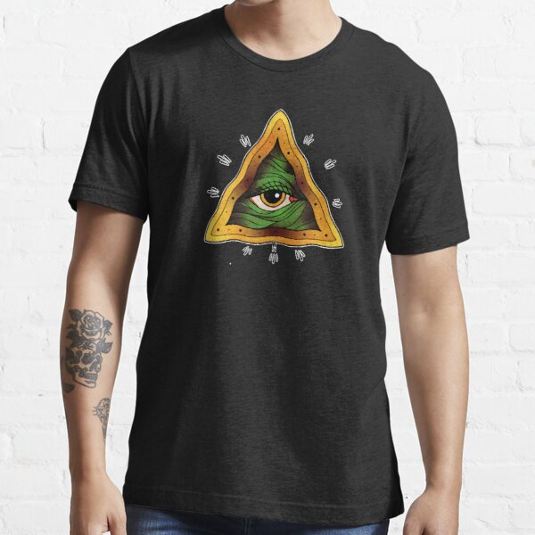 All Seeing Why Essential T-Shirt