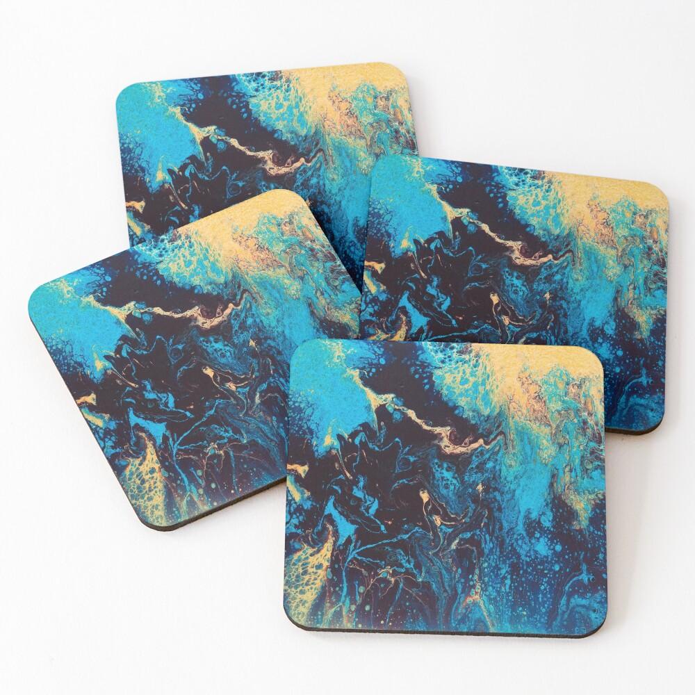 Momentary Venus Coasters (Set of 4)