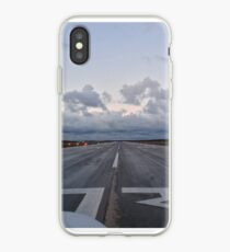 Cleared for takeoff iPhone Case