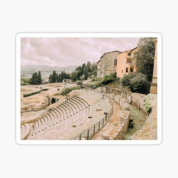 Fiesole Theater Sticker