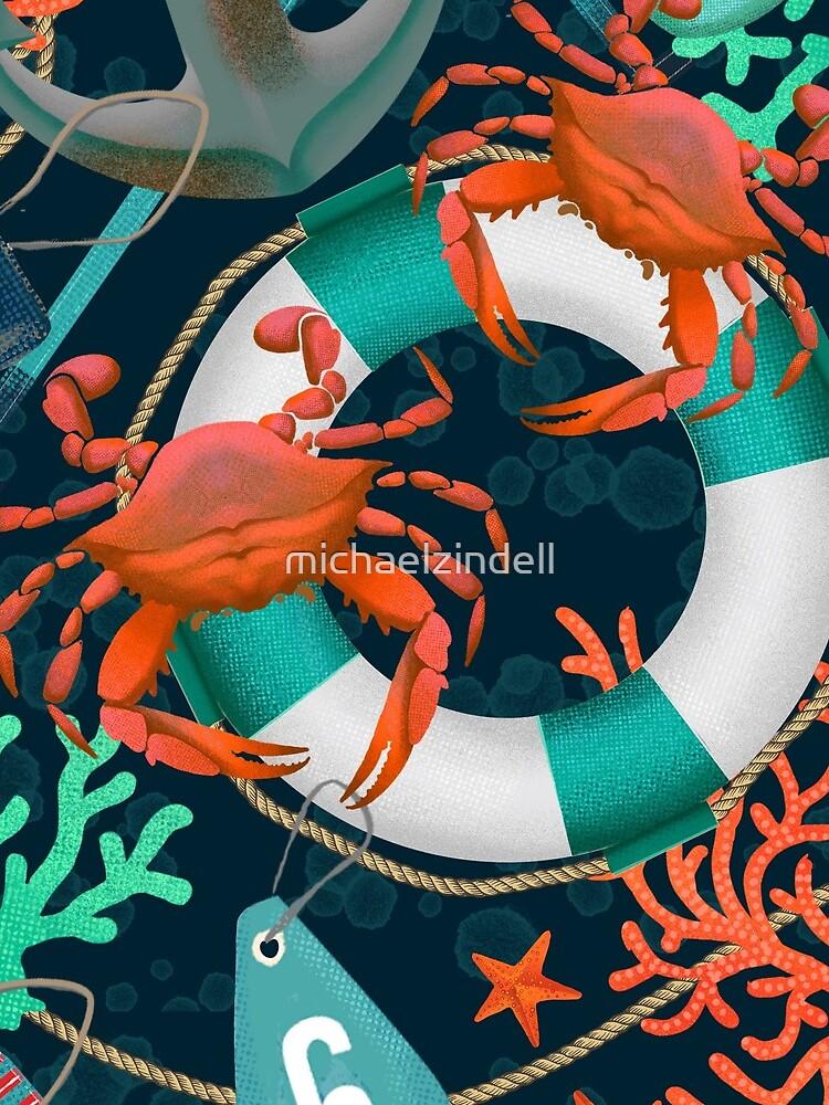 nautical junkyard by michaelzindell