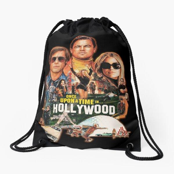 Once upon a time in HOLLYWOOD | Tarantino Drawstring Bag