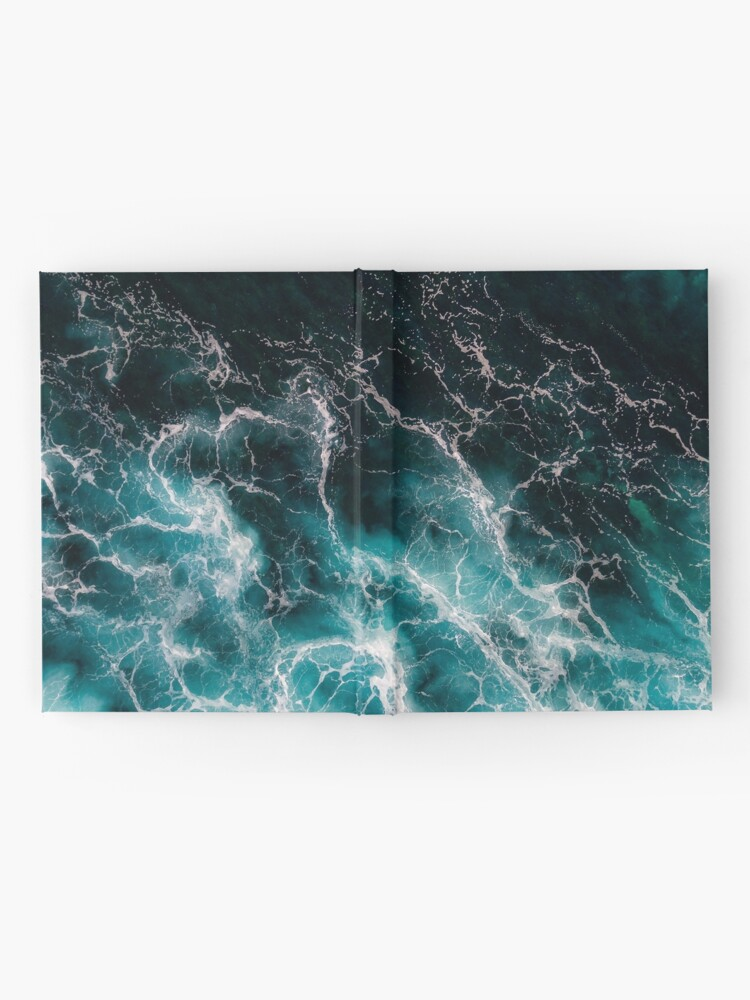 Alternate view of Ocean Abstracts Hardcover Journal