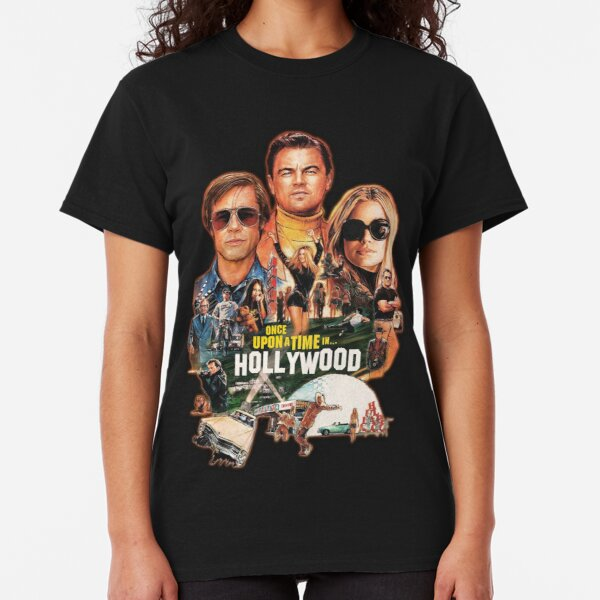 Erase una vez en HOLLYWOOD | Tarantino Camiseta clásica