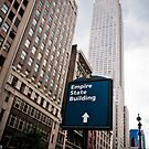Empire State Building by Chris Muscat