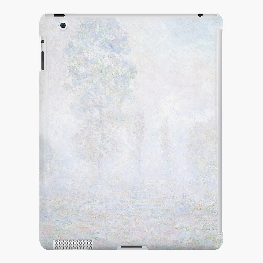 Morning Haze by Claude Monet iPad Case & Skin