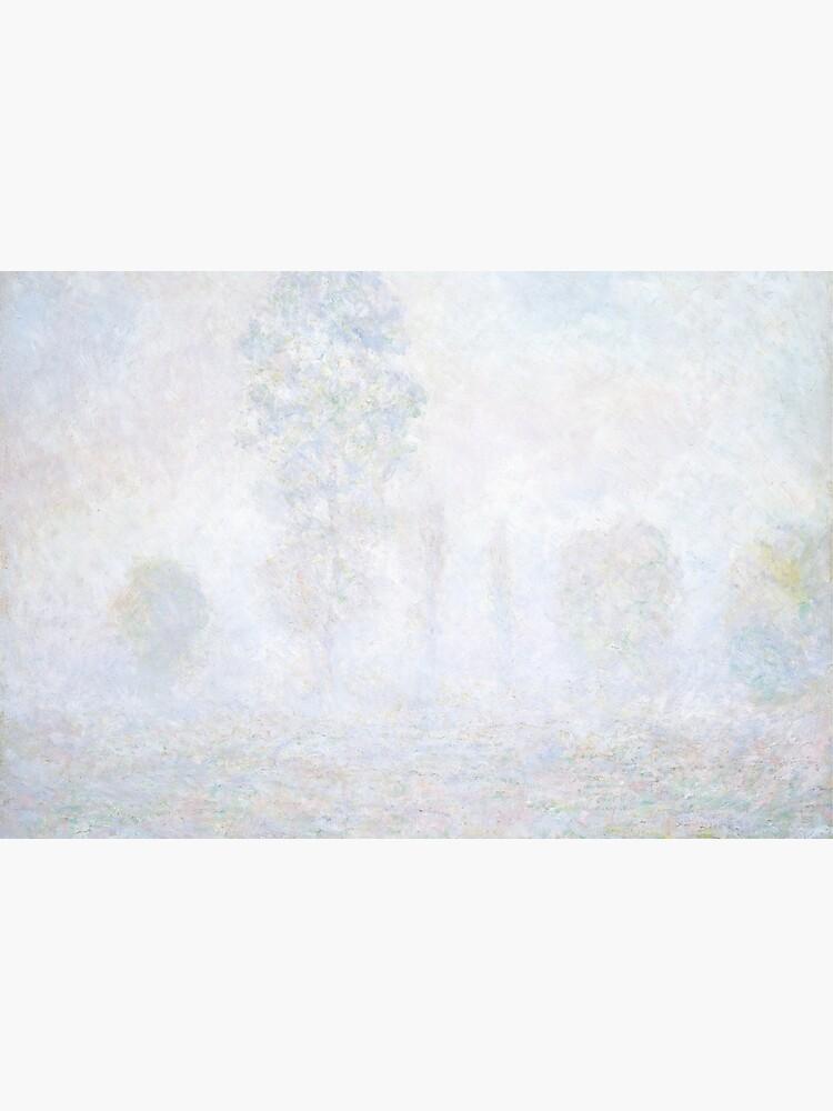 Morning Haze by Claude Monet by podartist