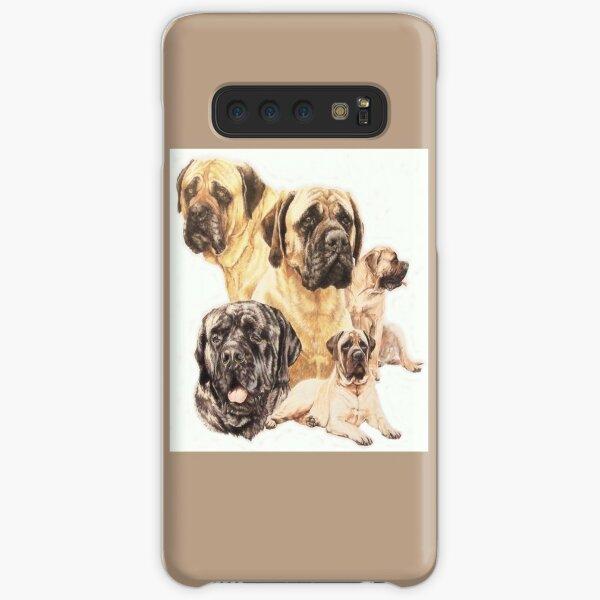 English Mastiff Montage Samsung Galaxy Snap Case