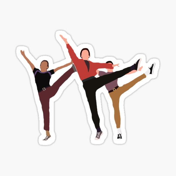 West Side Story Vector Sticker
