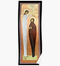 The Annunciation to the Blessed Virgin Mary Poster