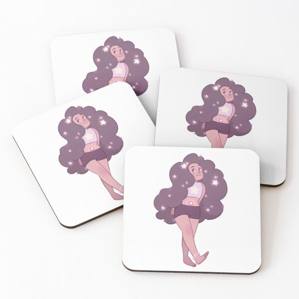 Starry Stevonnie Coasters (Set of 4)