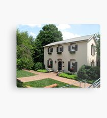 Mary's Restaurant at Falls Cottage Metal Print
