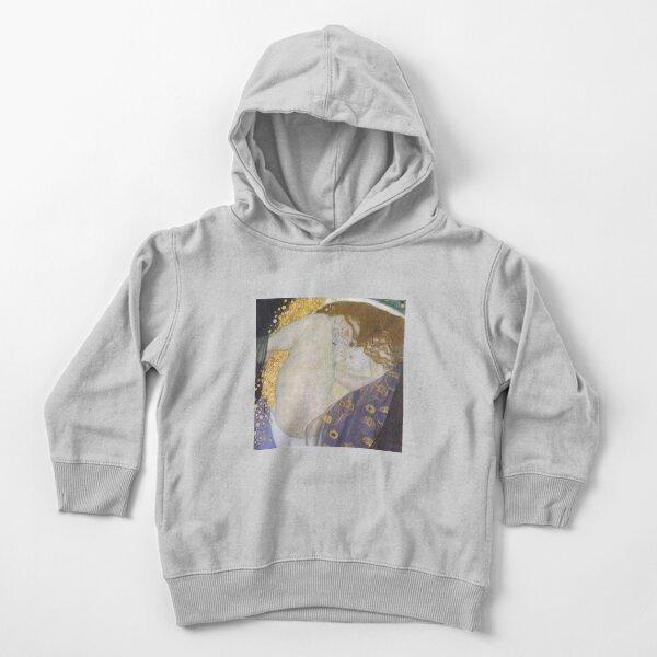 #Danae by Gustave Klimt #GustaveKlimt Густав Климт - #Даная, 1907г #ГуставКлимт Toddler Pullover Hoodie