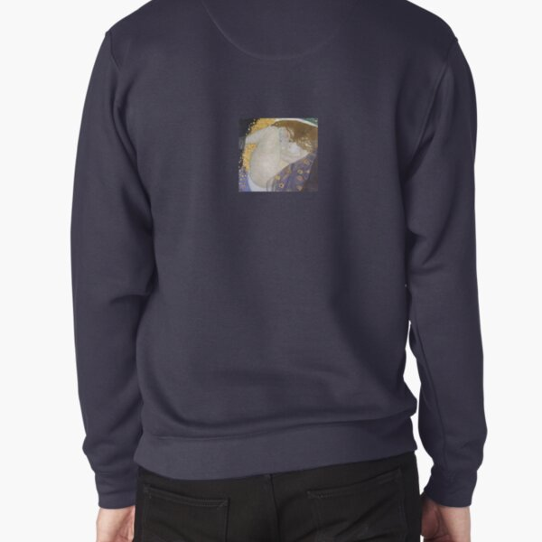#Danae by Gustav Klimt #GustaveKlimt Густав Климт - #Даная, 1907г #ГуставКлимт Pullover Sweatshirt
