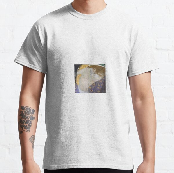 #Danae by Gustav Klimt #GustaveKlimt Густав Климт - #Даная, 1907г #ГуставКлимт Classic T-Shirt