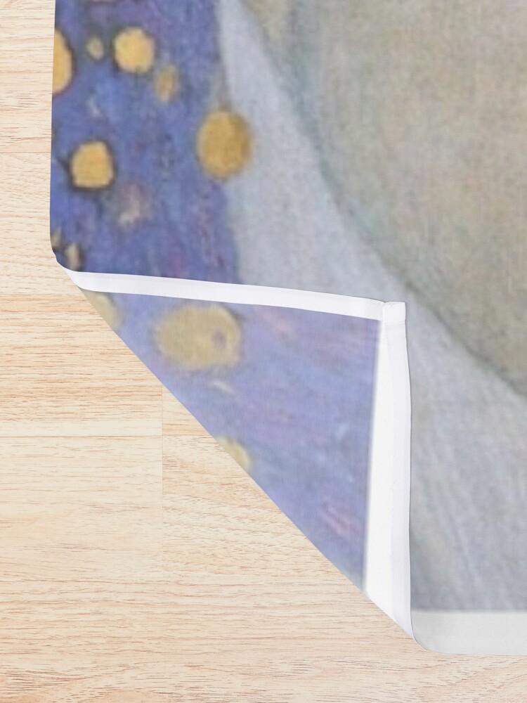 Alternate view of #Danae by Gustav Klimt #GustaveKlimt Густав Климт - #Даная, 1907г #ГуставКлимт Shower Curtain