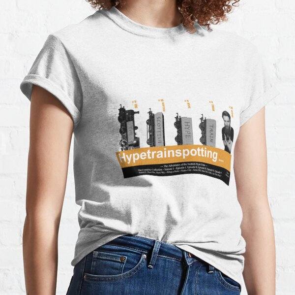 Hypetrainspotting Classic T-Shirt