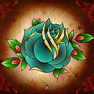Rose Above by Jon MDC