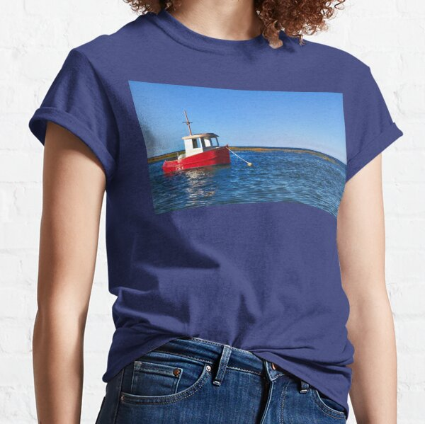 Toy boat Classic T-Shirt