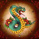 Snake Ache by Jon MDC