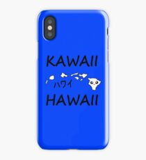 Kawaii Hawaii  iPhone Case