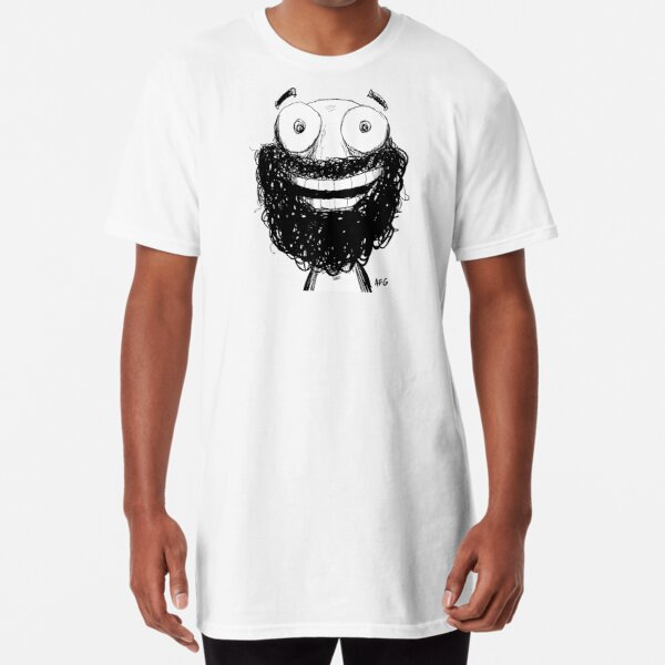 Happy! Long T-Shirt