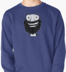 Happy! Pullover Sweatshirt