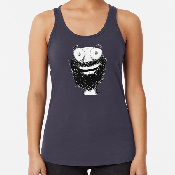 Happy! Racerback Tank Top