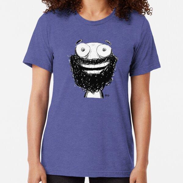 Happy! Tri-blend T-Shirt