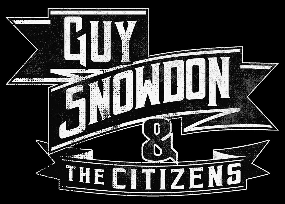 Guy Snowdon & The Citizens by Snowdonmusic