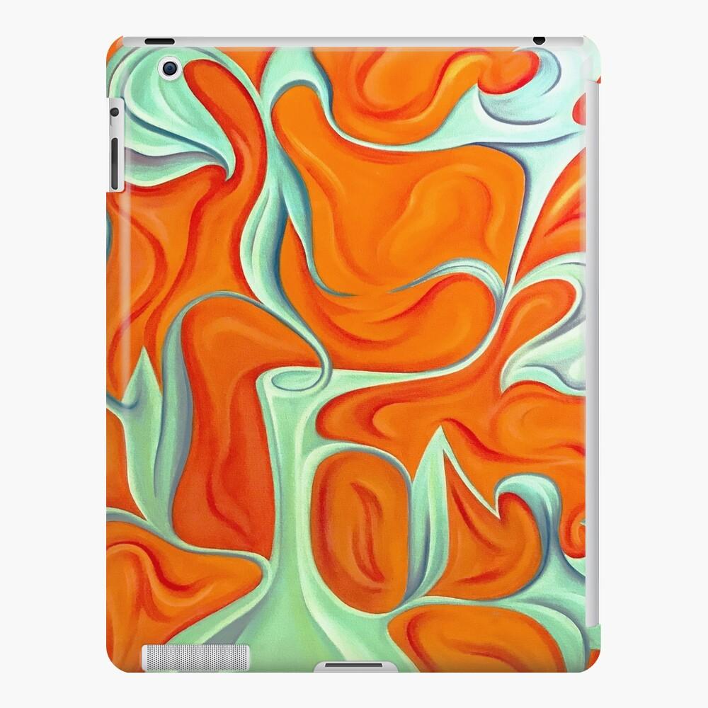 Perfume Floral Funda y vinilo para iPad