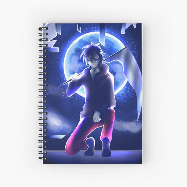 Isaac Foster Spiral Notebook