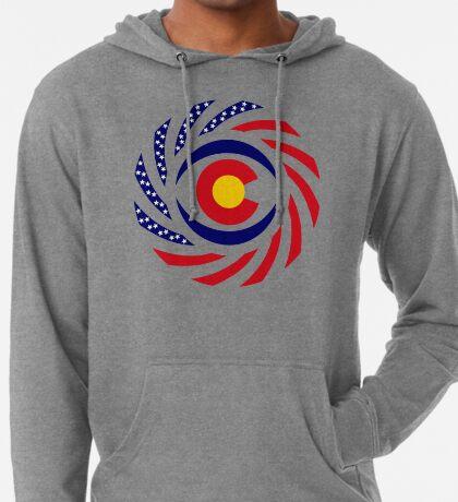 Coloradan Murican Patriot Flag Series Lightweight Hoodie