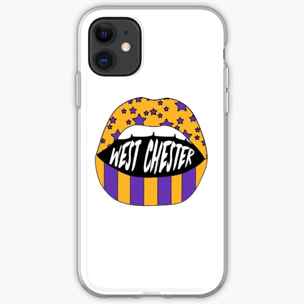 West Chester Lips iPhone Soft Case