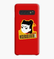 Miserable Faith Cartoon Case/Skin for Samsung Galaxy