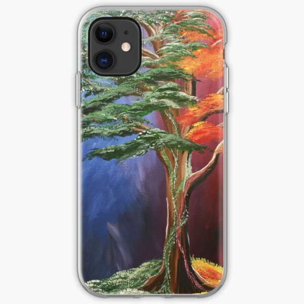 Two Seasons iPhone Soft Case