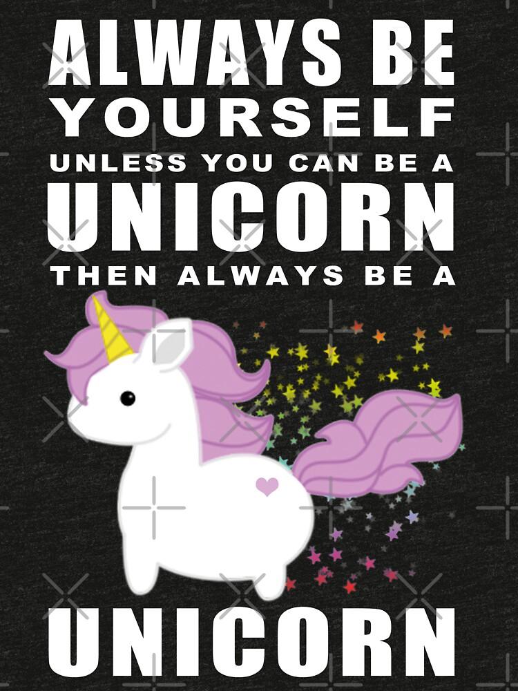 Siempre - Unicornio de sunnehshides