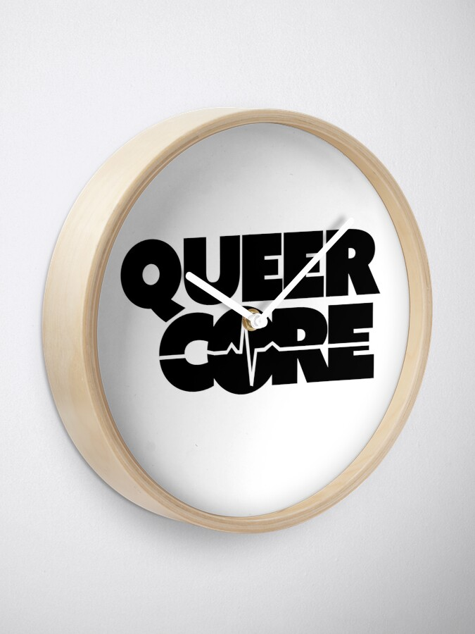 Alternate view of Queer Core by QueenEarth Clock