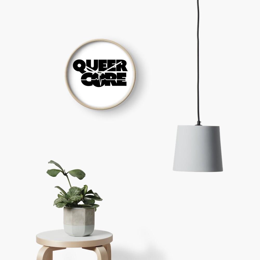 Queer Core by QueenEarth Clock