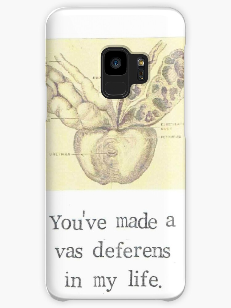 A Vas Deferens In My Life Cases Skins For Samsung Galaxy By