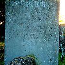 Walter Burke -  Trafalgar Day by Dave Godden