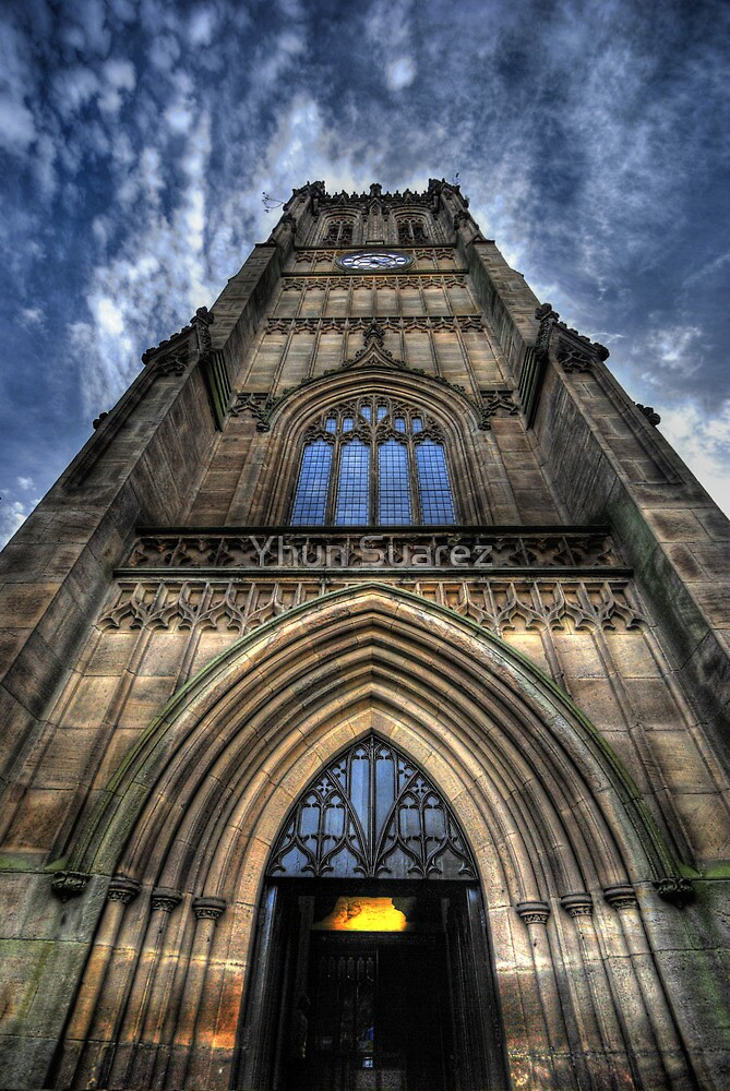 Leeds Parish Church by Yhun Suarez