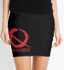 Outer Planets Alliance - Radical Version Mini Skirt
