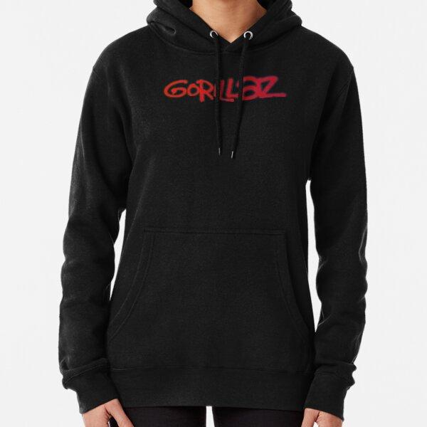 Recent Gorillaz Pullover Hoodie