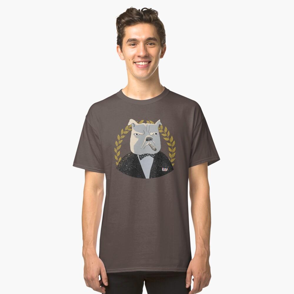 Winston Classic T-Shirt Front